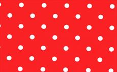 Salsa Dotty Red