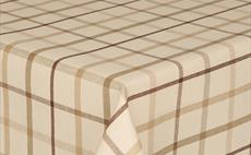 Mirha Tweed Beige Check