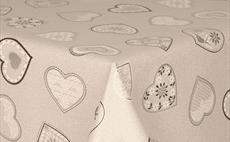 Lovehearts Grey