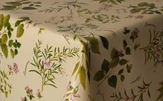 Herb Garden PVC Tablecloths