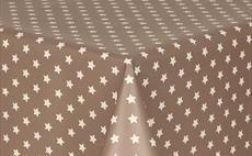 Little Stars On Taupe
