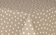 Loneta Fantasy Dots Grey