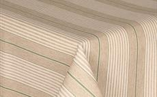 Mirha Harbour Green Stripe