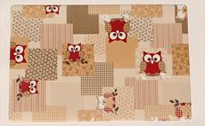 Red Hoot Place Mat