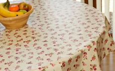 Oilcloth Table Covering